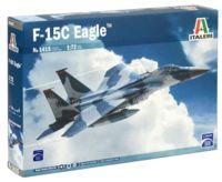 """Сборная модель """"Американский истребитель F-15C Eagle """" (масштаб: 1/72)"""