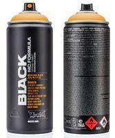 """Краска аэрозольная """"Black. Juice"""" (оранжевая; 400 мл)"""