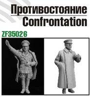 """Набор миниатюр """"Противостояние: Сталин vs Гитлер"""" (масштаб: 1/35)"""
