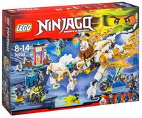 "LEGO Ninjago ""Дракон Мастера Ву"""