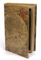 Шкатулка деревянная (26х17х5 см; арт. 7790051)