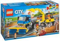 """LEGO City """"Уборочная техника"""""""