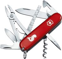 """Нож перочинный Victorinox """"Angler"""" красный (18 функций)"""