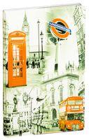 """Обложка на паспорт """"Англия"""""""