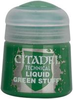 Bases and Basing: Citadel Liquid Green Stuff (27-04)