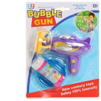 """Игрушка для выдувания мыльных пузырей """"Пистолет"""" (арт. К33176)"""