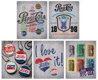 """Тетрадь в клетку """"Pepsi"""" 96 листов"""