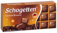 """Шоколад молочный """"Schogetten. Карамельный брауни"""" (100 г)"""