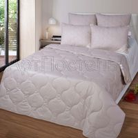 Одеяло стеганое (172х205 см; двуспальное; арт. 2075)