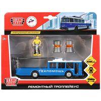 """Игровой набор """"Ремонтный троллейбус"""" (арт. SB-17-80WB)"""