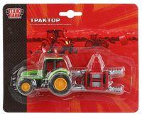 Трактор с прицепом (арт. 10219-R)
