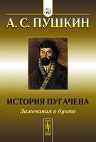 История Пугачева. Замечания о бунте
