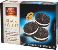 """Печенье """"Feiny Biscuits. Black & White"""" (176 г)"""