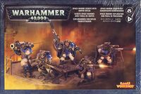 "Набор миниатюр "" Warhammer 40.000. Space Marine Scouts Sniper Rifles"" (48-29)"