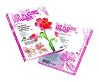 """Цветы из бумаги """"Королевская лилия"""""""
