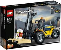 """LEGO Technic """"Сверхмощный вилочный погрузчик"""""""