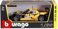 """Модель машины """"Bburago. Race. Chevrolet Corvette"""" (масштаб: 1/24)"""