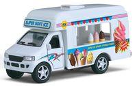 """Машинка инерционная """"Фургон мороженого"""""""