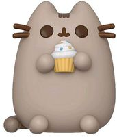 "Фигурка ""Pusheen with Cupcake"""