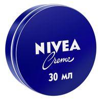 """Крем для лица и тела """"Nivea. Увлажняющий"""" (30 мл)"""