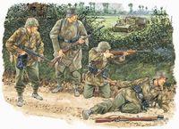 "Набор миниатюр ""Kampfgruppe von Luck Normandy 1944"" (масштаб: 1/35)"