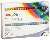 "Пастель масляная ""Arts Oil Pastels"" (50 цветов)"
