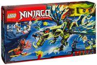 """LEGO Ninjago """"Атака Дракона Моро"""""""