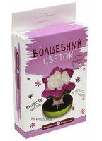 """Набор для выращивания кристаллов """"Пурпурный цветок"""""""