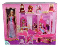 """Дом для кукол """"Штеффи и ее сказочный замок"""""""