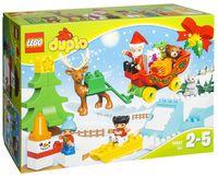 """LEGO Duplo """"Новый год"""""""