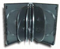 Коробочка для 10 DVD (27 мм)