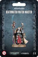 Warhammer 40.000. Deathwatch. Watch Master (39-14)