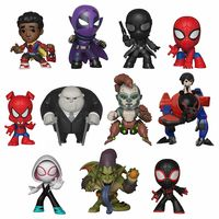 "Фигурка ""Mystery Minis. Animated Spider-Man"" (1 шт.)"