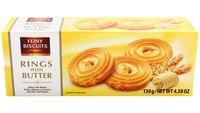 """Печенье """"Feiny Biscuits. Колечки"""" (130 г)"""