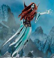 "Миниатюра ""Warhammer FB. Vampire Counts Tomb Banshee"" (91-33)"