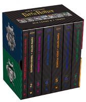 Гарри Поттер. Комплект из 7 книг в футляре