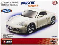 """Модель машины """"Bburago. Porsche Cayman S"""" (масштаб: 1/32)"""