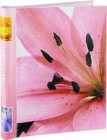 """Фотоальбом """"Fleur-De-Lis"""" (розовый)"""