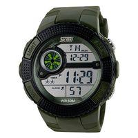 Часы наручные (зелёные; арт. SKMEI 1027-3)