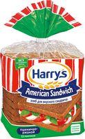 """Хлеб пшенично-ржаной """"American Sandwich"""" (470 г)"""