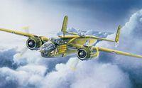 "Бомбардировщик ""B-25 Mitchell"" (масштаб: 1/48)"