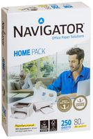 """Бумага """"Navigator Home Pack"""" (А4; 80 г/м2; 250 листов)"""