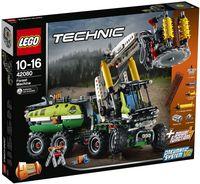 """LEGO Technic """"Лесозаготовительная машина"""""""