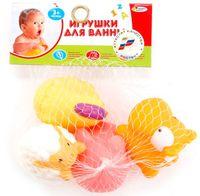 """Набор игрушек для купания """"Домашние животные"""" (4 шт.)"""