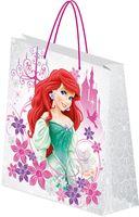 """Пакет бумажный подарочный """"Princess"""" (18х21х8,5 см; арт. PRAA-UG1-1821-Bg)"""