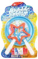 """Игрушка для выдувания мыльных пузырей """"Bubble Family"""""""