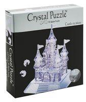 """Пазл-головоломка """"Crystal Puzzle. Замок"""" (105 элементов)"""