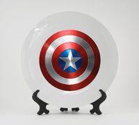 """Тарелка """"Капитан Америка"""" (316)"""