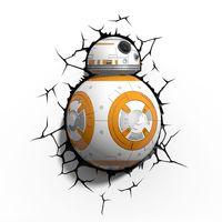 Декоративный светильник - Звездные войны. Дроид. BB-8