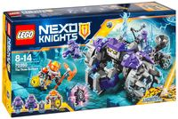 "LEGO Nexo Knights ""Три брата"""